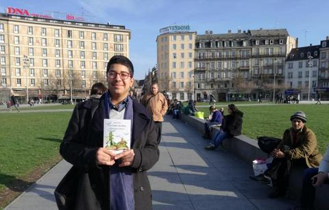الأديب الصغير: أمير الفهري ذو الـ 14 ربيعا، متحصل على 25 جائزة أدبية