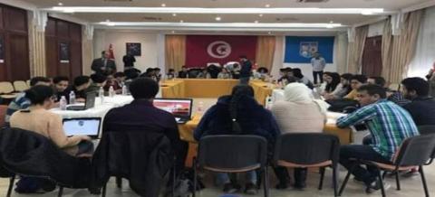 40 تلميدا من ست مؤسسات تربوية بأريانة يتنافسون ضمن تظاهرة اولمبياد العلوم
