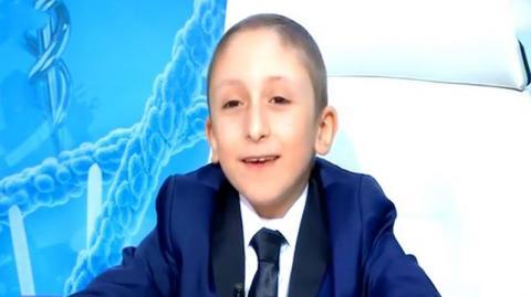 كان 'فارس' الشاشة بلا منازع.. تحقيق أمنية طفل تعافى من السرطان