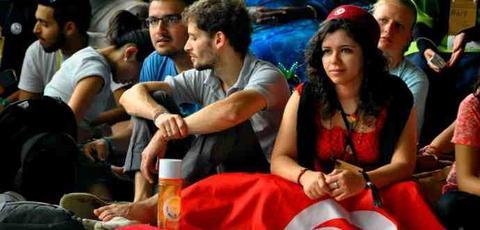التونسية آية الشابي تمثل الشباب في القمة الافريقية بأديس أبابا