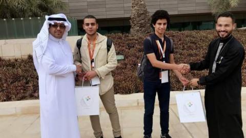 تلميذان تونسيان يتوجان في أولمبياد الرياضيات العربية بجدة