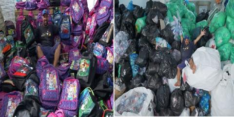 بفضل جمع أطنان من البلاستيك: توفير مستلزمات الدراسة لكافة تلاميذ مدرسة ابتدائية بعين دراهم