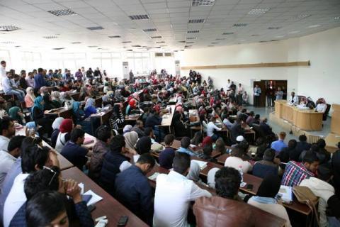 دائرة المحاسبات: وزارة التعليم لم تراقب أي امتحان بالجامعات الخاصة