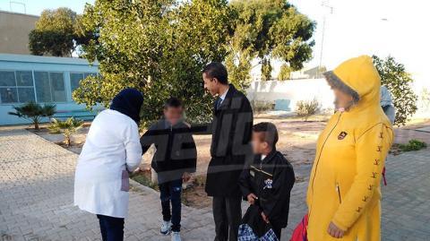 التحاق 3 أطفال بمقاعد الدراسة بعد حرمان بسبب الظروف الاجتماعية