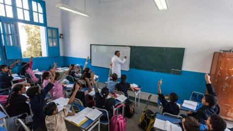 نقص المعلمين يدمّرالمتعلمين