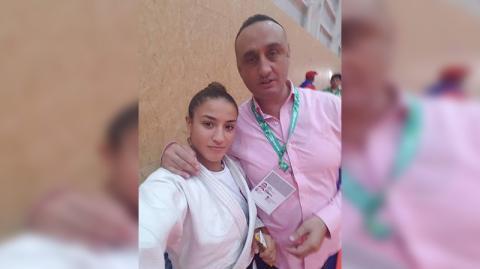 المصارعة مريم الخليفي تتوّج بالميدالية الفضية في أولمبياد الشباب 2018