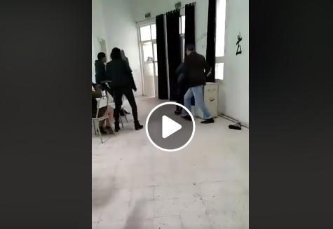 بني خلاد: أستاذ يعتدي بالعنف الشديد على تلميذة (فيديو)