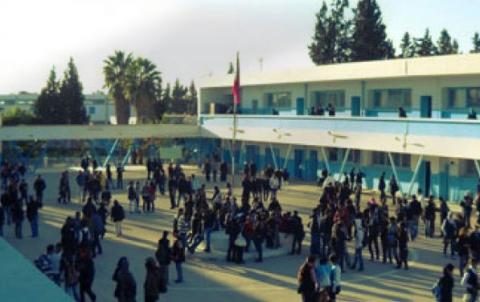 بن عروس: سقوط باب مدرسة إعدادية على تلميذ