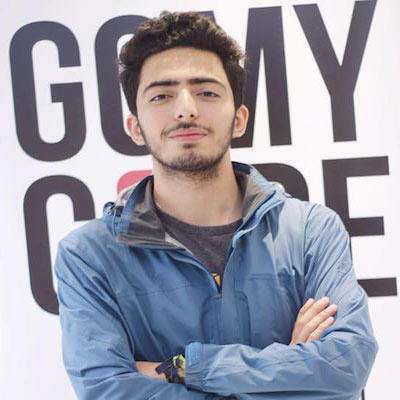 يحيى بوهلال - 19 سنة -  مؤسس GoMyCode