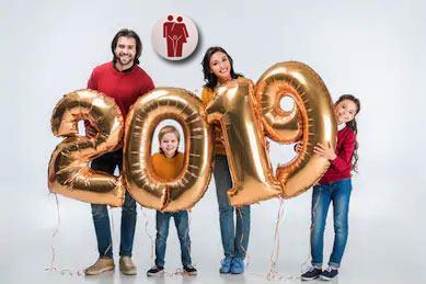 دليل الأبوين يتمنّى لكم سنة 2019 سعيدة