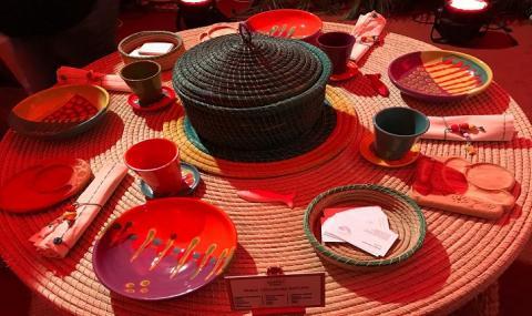 """لأول مرة في تونس: معرض """"wing """" للمنتجات المحلية وفنون المائدة"""