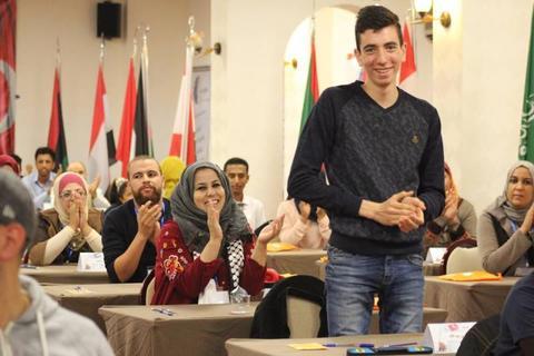 شاب تونسي يحطم رقمين قياسيين في البطولة العربية للذاكرة بتركيا
