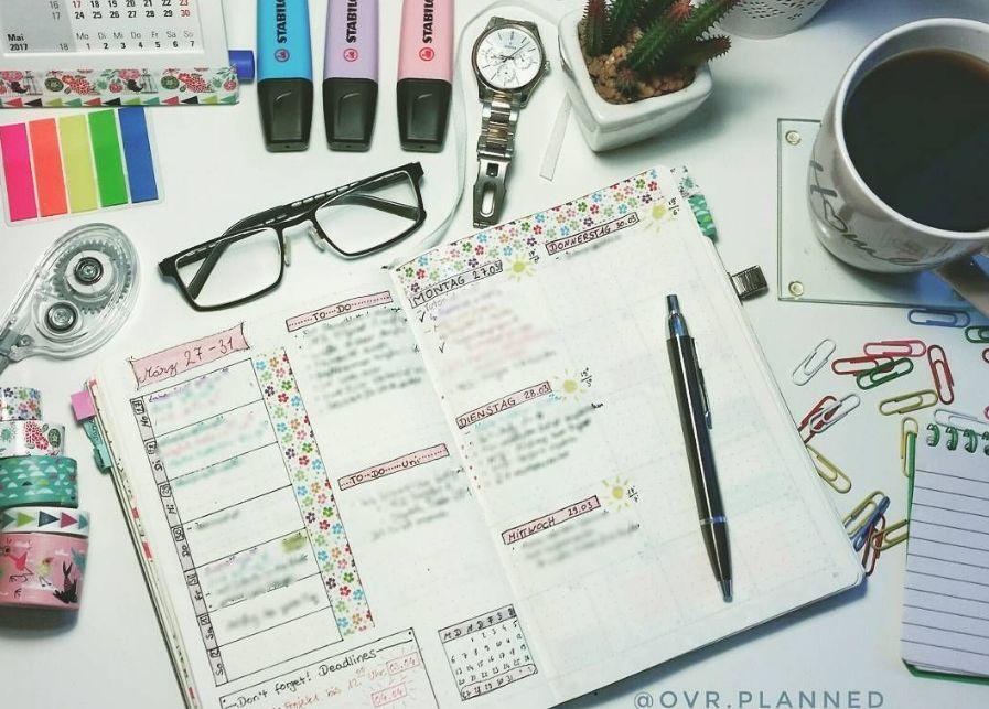 كيفية إعداد جدول مذاكرة مناسب لك