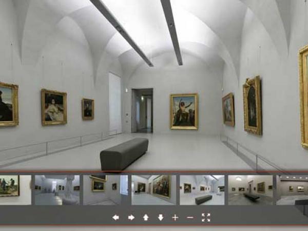 تطبيقات تتيح زيارة افتراضية لأشهر المتاحف في العالم