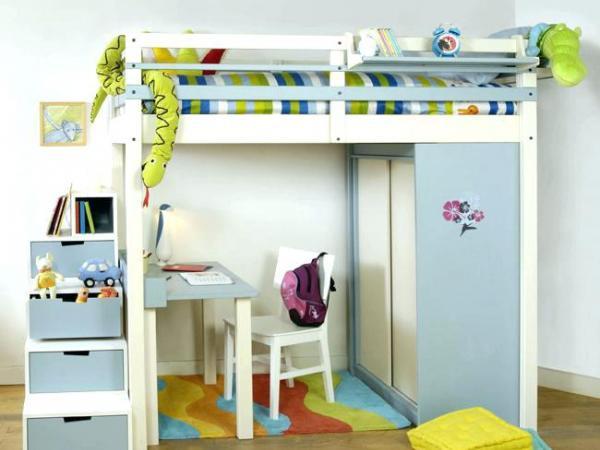 بالصور: 10 أشكال مختلفة لسرير أطفال بطابقين