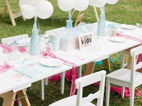 كيف تجعل طاولة الاطفال في حفل الزفاف مسلّية وعصرية؟