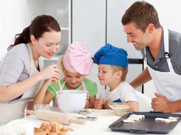 فوائد تعليم الطفل فن الطبخ