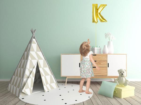 أحدث الألوان المتناسقة لطلاء جدران غرف الأطفال