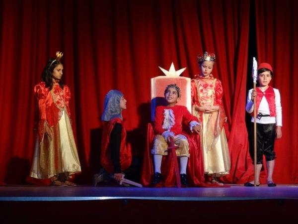 أهمية المسرح في تشكيل شخصية الطفل